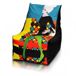 Fotel Solid Modern DG