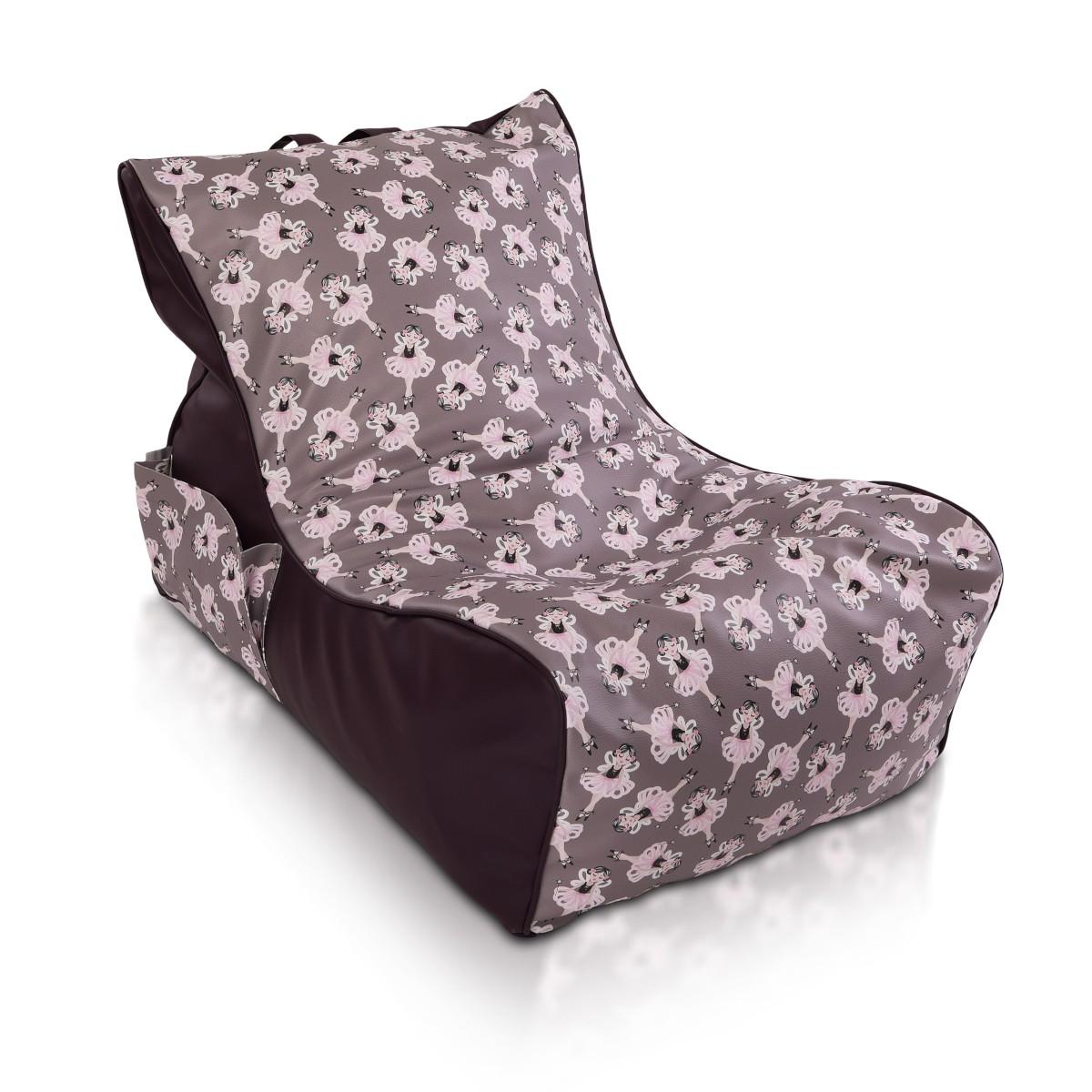 Fotel Flavio Modern Ekoskóra