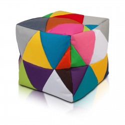 Pufa Cube S Poliester Mix