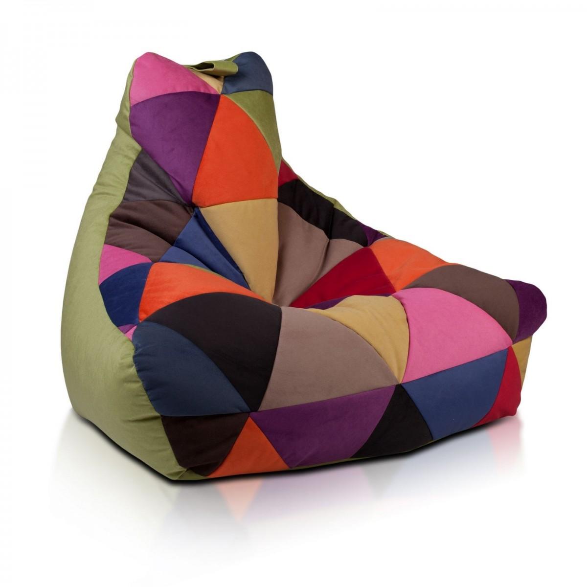 Fotel Keiko M Mix Plusz