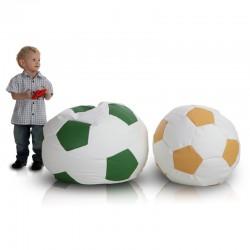Zestaw Puf Piłka Nożna M + S