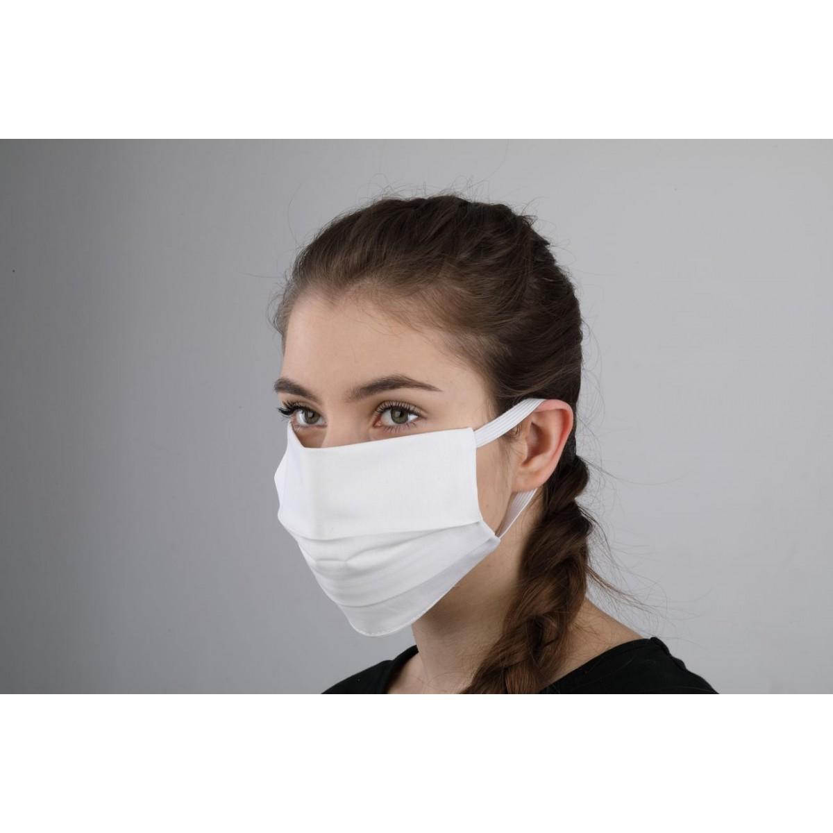 Maseczki wielorazowe op.5 szt antywirusowe