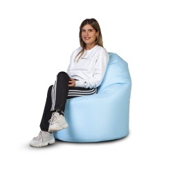 Fotel Yoko Poliester Soft