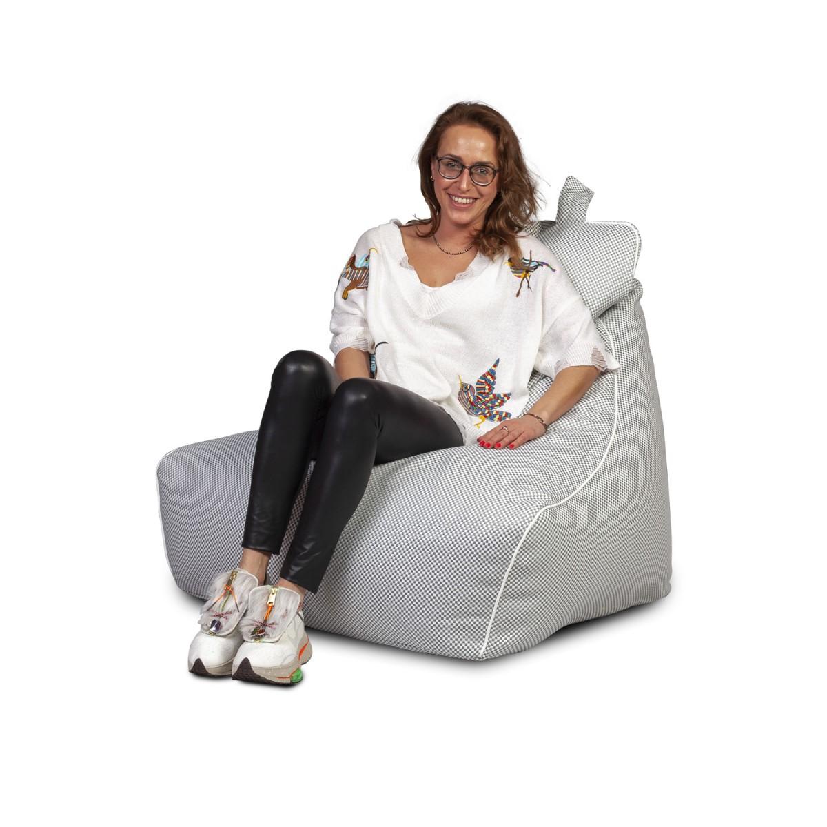 Fotel Keiko M Sycylia