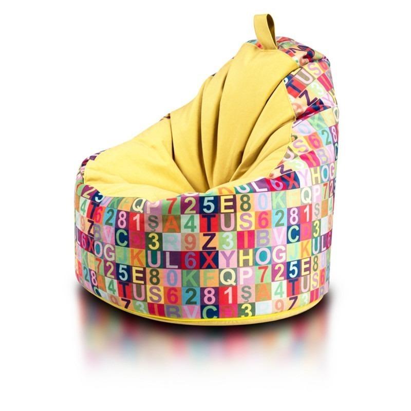 Fotel Yoko Modern Plusz