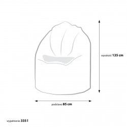 Worek Mega Sako Poliester Design