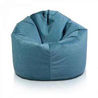 nowoczesny fotel pufa